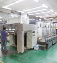 日本小森印刷机